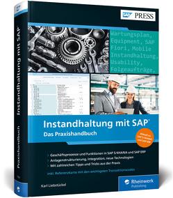 Instandhaltung mit SAP von Liebstückel,  Karl