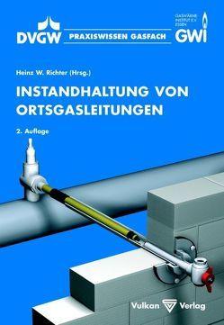 Instandhaltung von Ortsgasleitungen von Richter,  Heinz W