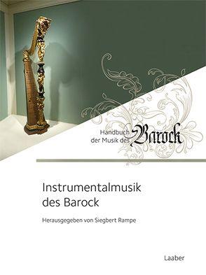 Instrumentalmusik des Barock von Rampe,  Siegbert