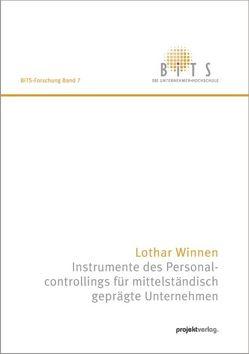 Instrumente des Personalcontrollings für mittelständisch geprägte Unternehmen von Winnen,  Lothar