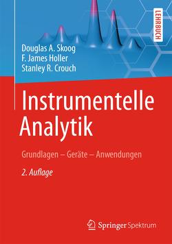 Instrumentelle Analytik von Crouch,  Stanley R., Föllner,  Beatrix, Holler,  F. James, Möhring,  Hans-Jörg, Niessner,  R., Skoog,  Douglas A.
