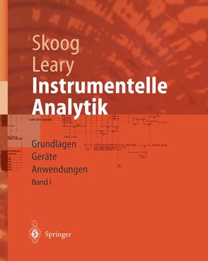 Instrumentelle Analytik von Brendel,  D., Hoffstetter-Kuhn,  S., Leary,  James J., Skoog,  Douglas A.