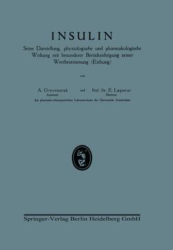 Insulin von Grevenstuk,  NA, Laqueur,  NA