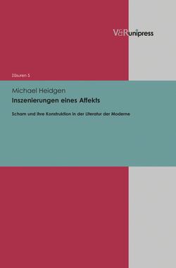 Inszenierungen eines Affekts von Heidgen,  Michael, Öhlschläger,  Claudia