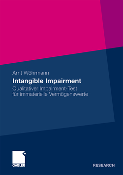 Intangible Impairment von Berens,  Prof. Dr. Wolfgang, Wöhrmann,  Arnt