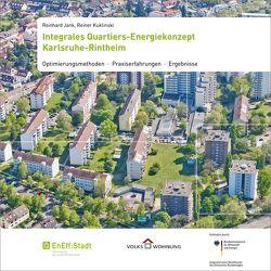 Integrales Quartiers-Energiekonzept. von Jank,  Reinhard, Kuklinski,  Reiner