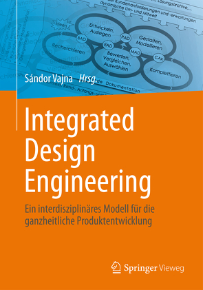 Integrated Design Engineering von Vajna,  Sandor
