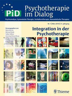 Integration in der Psychotherapie von Borcsa,  Maria, Broda,  Michael, Köllner,  Volker, Schauenburg,  Henning, Schweitzer-Rothers,  Jochen