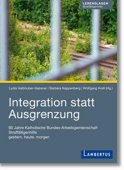 Integration statt Ausgrenzung von Halbhuber-Gassner,  Lydia, Kappenberg,  Barbara, Krell,  Wolfgang