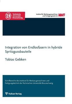 Integration von Endlosfasern in hybride Spritzgussbauteile von Gebken,  Tobias