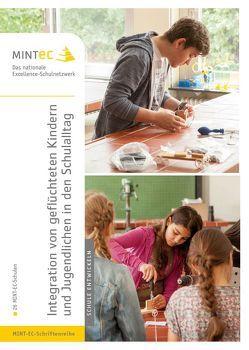 Integration von geflüchteten Kindern und Jugendlichen in den Schulalltag