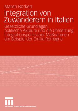 Integration von Zuwanderern in Italien von Borkert,  Maren