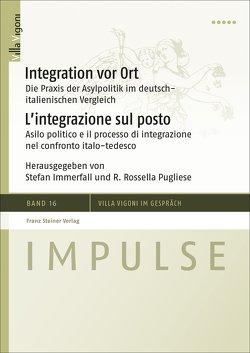 Integration vor Ort / L'integrazione sul posto von Immerfall,  Stefan, Pugliese,  R. Rossella