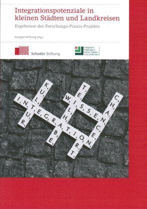 Integrationspotenziale in kleinen Städten und Landkreisen von Kirchhoff,  Gudrun, Kougievetopoulos,  Myrto