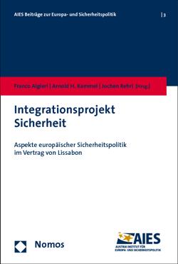Integrationsprojekt Sicherheit von Algieri,  Franco, Kammel,  Arnold H., Rehrl,  Jochen