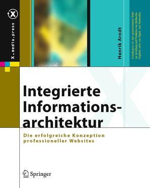 Integrierte Informationsarchitektur von Arndt,  Henrik