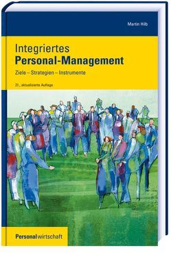 Integriertes Personal-Management von Hilb,  Martin