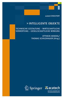 Intelligente Objekte von Herzog,  Otthein, Schildhauer,  Thomas