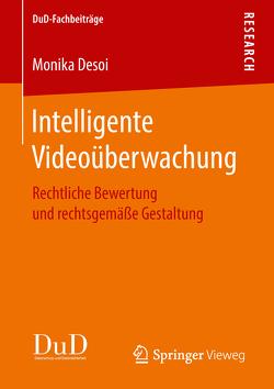 Intelligente Videoüberwachung von Desoi,  Monika