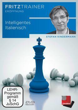 Intelligentes Italienisch von Chessbase GmbH, Kindermann,  Stefan