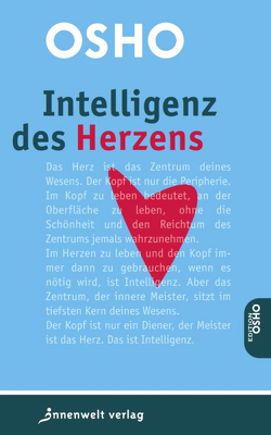Intelligenz des Herzens von Osho
