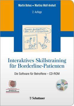 Interaktives Skillstraining für Borderline-Patienten von Bohus,  Martin, Wolf-Arehult,  Martina