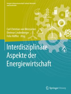Interdisziplinäre Aspekte der Energiewirtschaft von Höffler,  Felix, Lindenberger,  Dietmar, von Weizsäcker,  Carl Christian