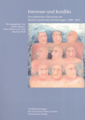 Interesse und Konflikt von Bingen,  Dieter, Loew,  Peter O, Wolf,  Nikolaus