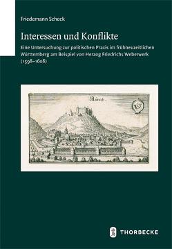 Interessen im Konflikt von Scheck,  Friedemann
