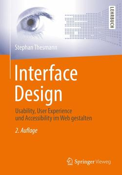Interface Design von Thesmann,  Stephan