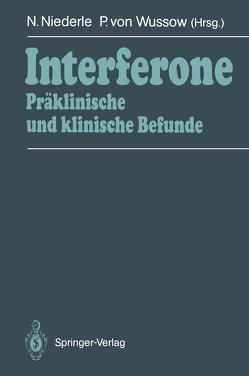 Interferone von Niederle,  Norbert, Wussow,  Peter v.