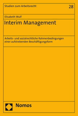 Interim Management von Wulf,  Elisabeth