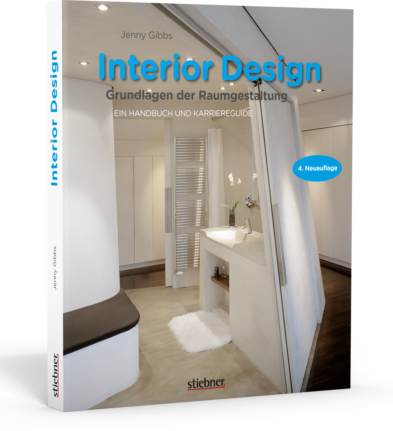 Interior design grundlagen der raumgestaltung von gibbs for Raumgestaltung literatur