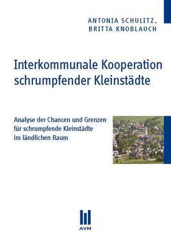 Interkommunale Kooperation schrumpfender Kleinstädte von Knoblauch,  Britta, Schulitz,  Antonia