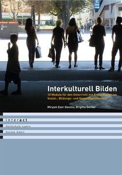 Interkulturell Bilden. von Eser Davolio,  Miryam, Gerber,  Brigitta