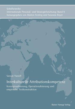 Interkulturelle Attributionskompetenz von Yussefi,  Sassan