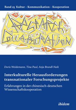 Interkulturelle Herausforderungen transnationaler Forschungsprojekte von Berkenbusch,  Gabriele, Brandl-Naik,  Anja, Paul,  Tina, von Helmolt,  Katharina, Weidemann,  Doris