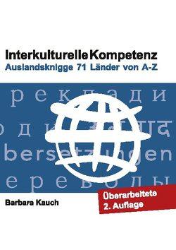 Interkulturelle Kompetenz von Kauch,  Barbara