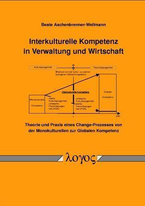 Interkulturelle Kompetenz in Verwaltung und Wirtschaft von Aschenbrenner-Wellmann,  Beate
