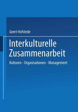 Interkulturelle Zusammenarbeit von Hofstede,  Geert