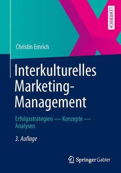 Interkulturelles Marketing-Management von Emrich,  Christin