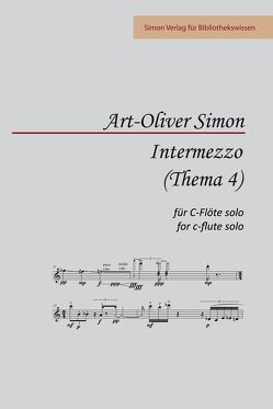 Intermezzo (Thema 4) von Simon,  Art-Oliver