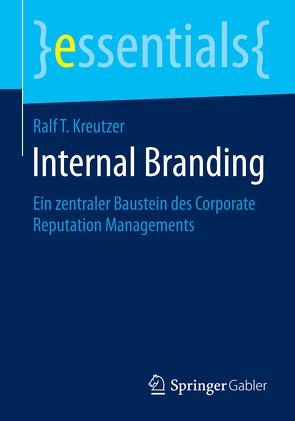 Internal Branding von Kreutzer,  Ralf T.