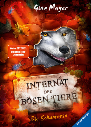 Internat der bösen Tiere, Band 5: Die Schamanin von Mayer,  Gina, Vath,  Clara