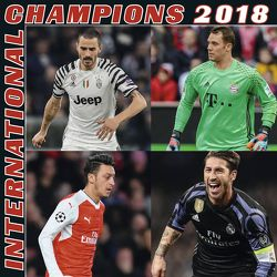 International Champions 2018