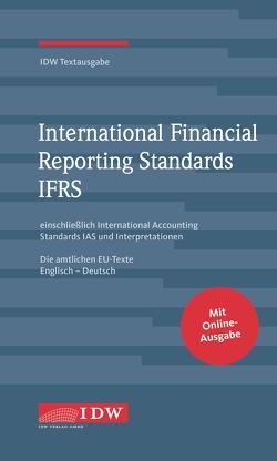 IDW, IFRS IDW Textausgabe, 13. Auflage von Institut der Wirtschaftsprüfer