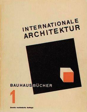 Internationale Architektur von Gropius,  Walter, Jaeggi,  Annemarie