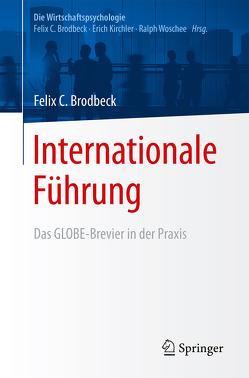 Internationale Führung von Brodbeck,  Felix C., Kirchler,  Erich, Woschée,  Ralph