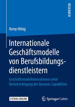 Internationale Geschäftsmodelle von Berufsbildungsdienstleistern von Hilbig,  Romy