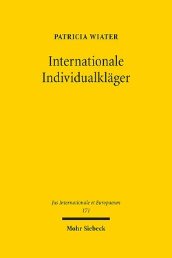 Internationale Individualkläger von Wiater,  Patricia